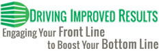 Driving Improved Results - Engaging Your Front Line to Boost Your Bottom Lime